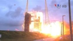 NASA da primer paso en la conquista de Marte