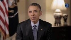 اوباما پس از تیراندازی کالیفرنیا: مردم آمریکا وحشت زده نخواهند شد
