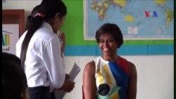 Tòa Bạch Ốc thúc đẩy chương trình cổ súy giáo dục cho trẻ em gái