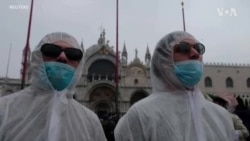 รมช.สาธารณสุขอิหร่านติดเชื้อ 'โควิด-19'ยุโรปเริ่มวิตกหลังพบระบาดเร็วในอิตาลี