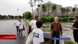Tuyên bố Biển Đông gửi tới Chủ tịch Quốc hội, đòi kiện TQ