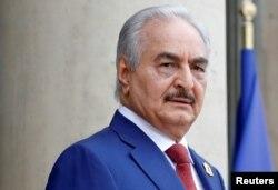 Xəlifə Həftar