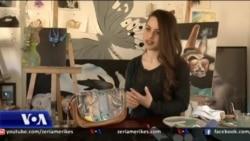 Profili i piktores Mimoza Rraci