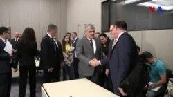 Azərbaycan-ABŞ İqtisadi Tərəfdaşlıq Komissiyasının 4-cü iclası keçirilib