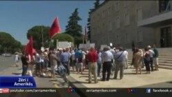 Tiranë, protestë kundër ndërtimit të hidrocentraleve