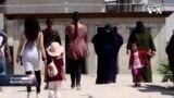 Sirijski kampovi: Neke žene iz zapadnih zemalja kažu da više nisu radikalizirane i žele se vratiti kući