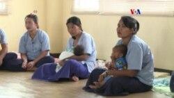 Logros contra transmisión VIH de madre a hijo