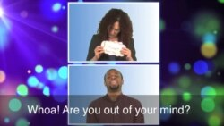 English in a Minute: Out of Your Mind
