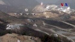 EE.UU. y Corea preparan ejércitos para el combate