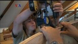 Magang Pembuatan Kapal Kayu bagi Pemuda