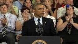 Obama'nın Gündemi Yeniden Ekonomi