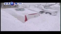 Thời tiết lạnh kỷ lục ở phía bắc vùng Trung tây, Đông bắc của Mỹ (VOA60)