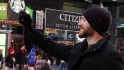 美国万花筒:摄影师捕捉求婚动人时刻