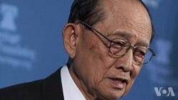 菲律宾尝试与中国商谈海洋权问题