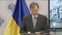 Джордж Кент: Сполучені Штати не приймуть нічого менше, ніж повне відновлення територіальної цілісності України. Відео