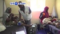 VOA60AFIRKA: NIGERIA Kungiyar Agajin Likitoci ta MSF Tayi Gargadin cewa 'Yan Gudun Hijira Dubu 70suna Fuskantar Matsananciyar Yunwa.