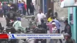 Truyền hình VOA 30/1/19: Bạo động Venezuela: Hàng chục người chết, hàng trăm người bị bắt