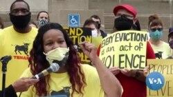 Pandemiya: ijara uyidan haydalayotgan amerikaliklar