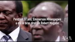 Qui est Mnangagwa, le nouveau président zimbabwéen ?