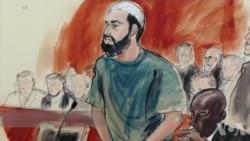 2016年纽约爆炸案嫌疑人被判终身监禁 受害者形容他毫无悔意
