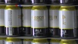 Dampak Tarif Impor AS pada Industri Minuman dalam Kaleng