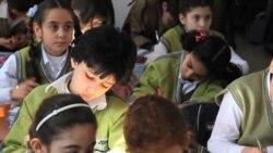 土耳其为叙利亚难民设立学校
