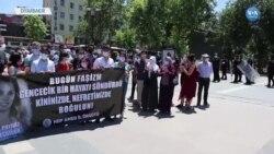 HDP'ye Saldırı Diyarbakır'da da Protesto Edildi