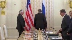Tillerson Russia