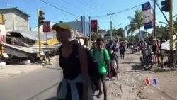 2018-08-06 美國之音視頻新聞: 印尼龍目島週日地震至少98人死亡