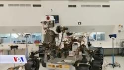 NASA: Spremno novo vozilo za istraživanje Marsa
