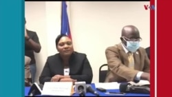 Ayiti-Konsèy Elektoral Pwovizwa a anonse fèmti lis rejis referandè a lendi 26 avril la.