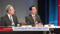 Mỹ 'sớm muộn cũng thông qua TPP' vì tính chiến lược