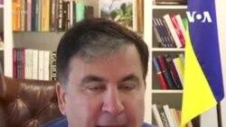 """Mixeil Saakaşvili: """"Biz həqiqi dəyişiklik üçün lazım olan dövlət qurumlarını və demokratik çərçivəni yarada bilməmişik"""""""
