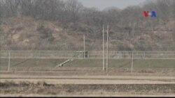 Máy bay không người lái nghi là Bắc Hàn bay qua biên giới Hàn Quốc