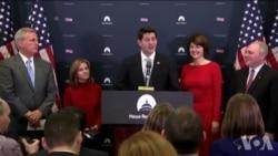 国会众院共和党再推瑞安为议长人选 展示党内团结