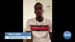 Sanfe chelu Mali Futne yele NBA Cheick Diallo ka Kuma kale aka sigidama kayes geleye