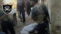 美国无法确定叙利亚发生化武袭击
