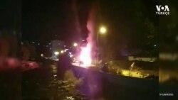 Kuzey Makedonya'da COVID Hastanesinde Yangın: 14 Ölü