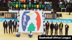 Competition in the new Basketball Africa League gets underway May, 16, 2021, in Kigali, Rwanda. (Courtesy BAL)