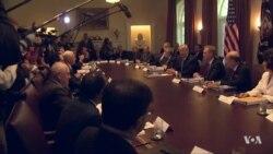 Washington Preps for Trump-Kim Summit