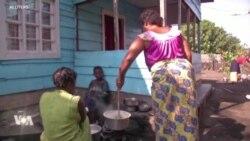 À Goma, Espérance Nyabintu et son fils Ebenezer ont survécu à Ebola