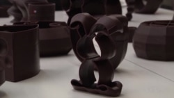 3D Printers Move Into the World of Chocolate