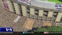 Projekti i rindërtimit të stadiumit të Barcelonës