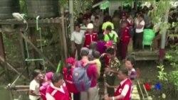 國際移民組織:一萬八千羅興亞人逃離緬甸