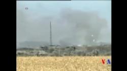 2014-09-21 美國之音視頻新聞: 北約對烏克蘭停火前景感到悲觀