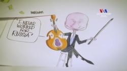 ԲԱՐԻ ԼՈՒՅՍ. Ստելլա Գրիգորյանը ԱՄՆ-ում քաղաքական ծաղրանկարչության մասին