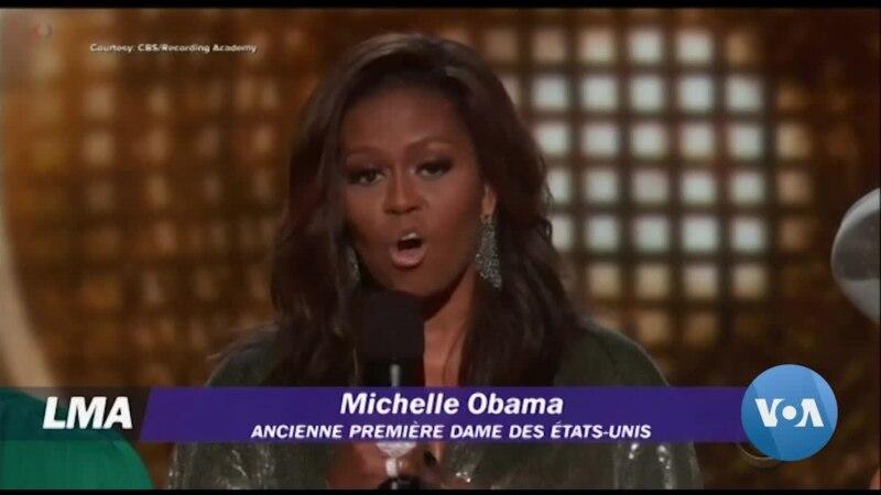 Des femmes d'influence récompensées aux Grammy Awards