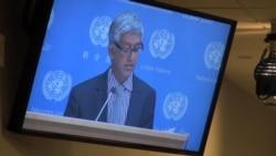 Ban pide control, tras escalada militar en Ucrania