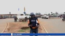 Kutoka Butembo DRC, Hali ya wasiwasi inaendelea huku jeshi la UN likijaribu kuweka usalama.