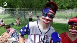 День независимости в Вашингтоне